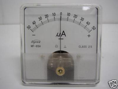 Fungsi Ampere Meter
